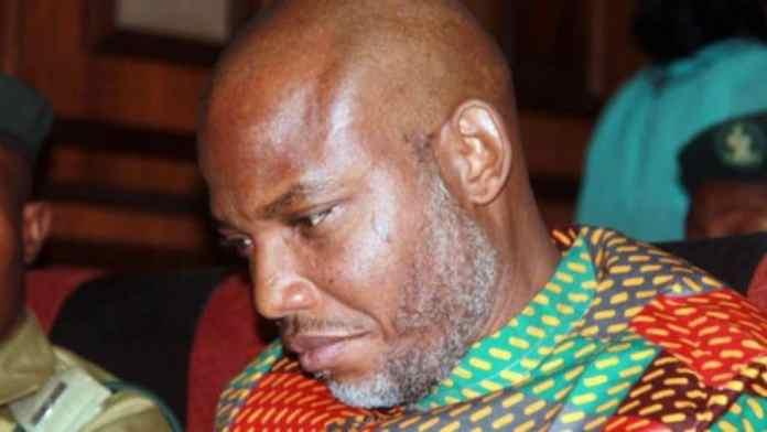 Nnamdi Kanu: Wife Petitions UK Govt