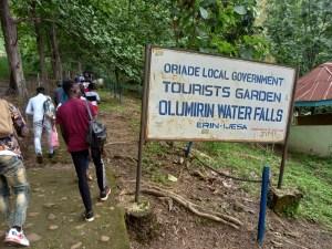 [TRAVELOGUE] Olumirin Waterfalls Can Generate Billions If Tended
