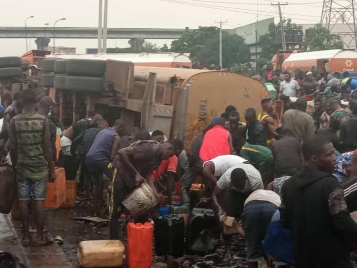 Lagos, Fuel,tanker
