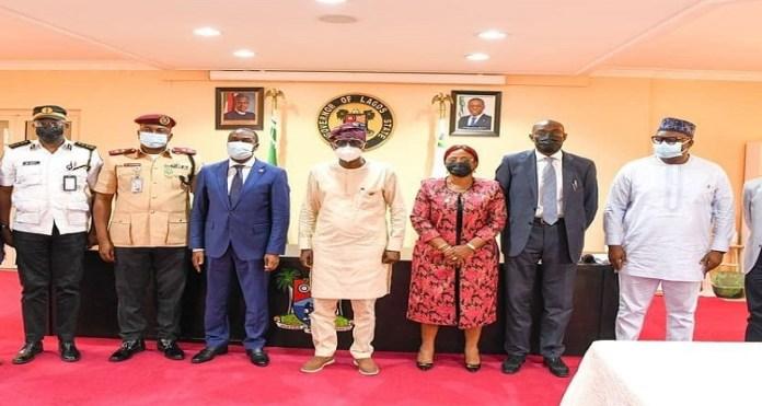 Governor Sanwo-Olu Inaugurates Lagos Road Safety Advisory Council (Photos)