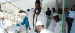 Alh. Olarinde Celebrates Beating Cancer During Housewarming/Thanksgiving Fete