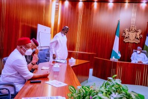 BREAKING: Anambra Deputy Governor Joins APC