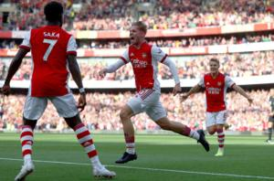Me And Saka Have Arteta To Thank For Our Improved Performance - Smith Rowe