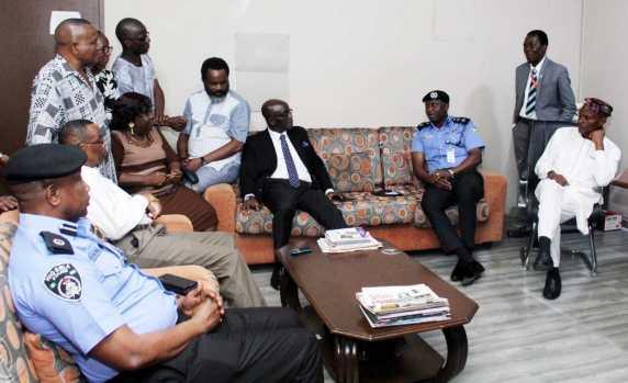 Lagos CP Celebrates Teachers, Visits NIJ (photos)