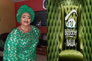 I will open my body if they organize Big Mama Naija - Actress, Fali Werepe