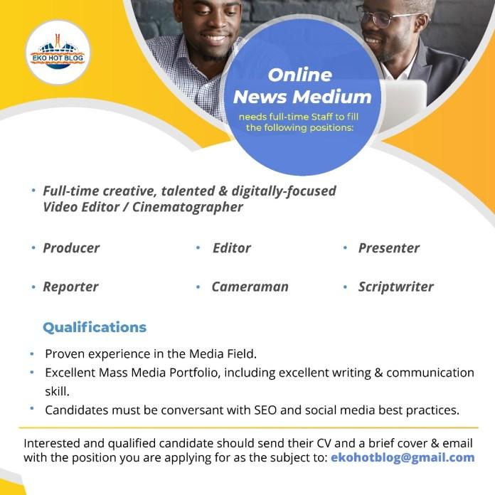 Naija News, NPower News, Newspaper Headlines On Ekohotblog