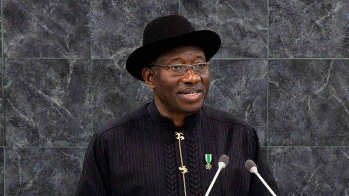Goodluck Jonathan bags a new appointment from United Nations.
