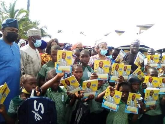 Sanwo-Olu Lauds Hon. Tobun, Set To Commission School Facilities In Epe (photos)