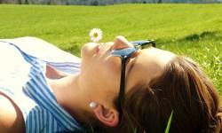 Solskydd med finfint innehåll