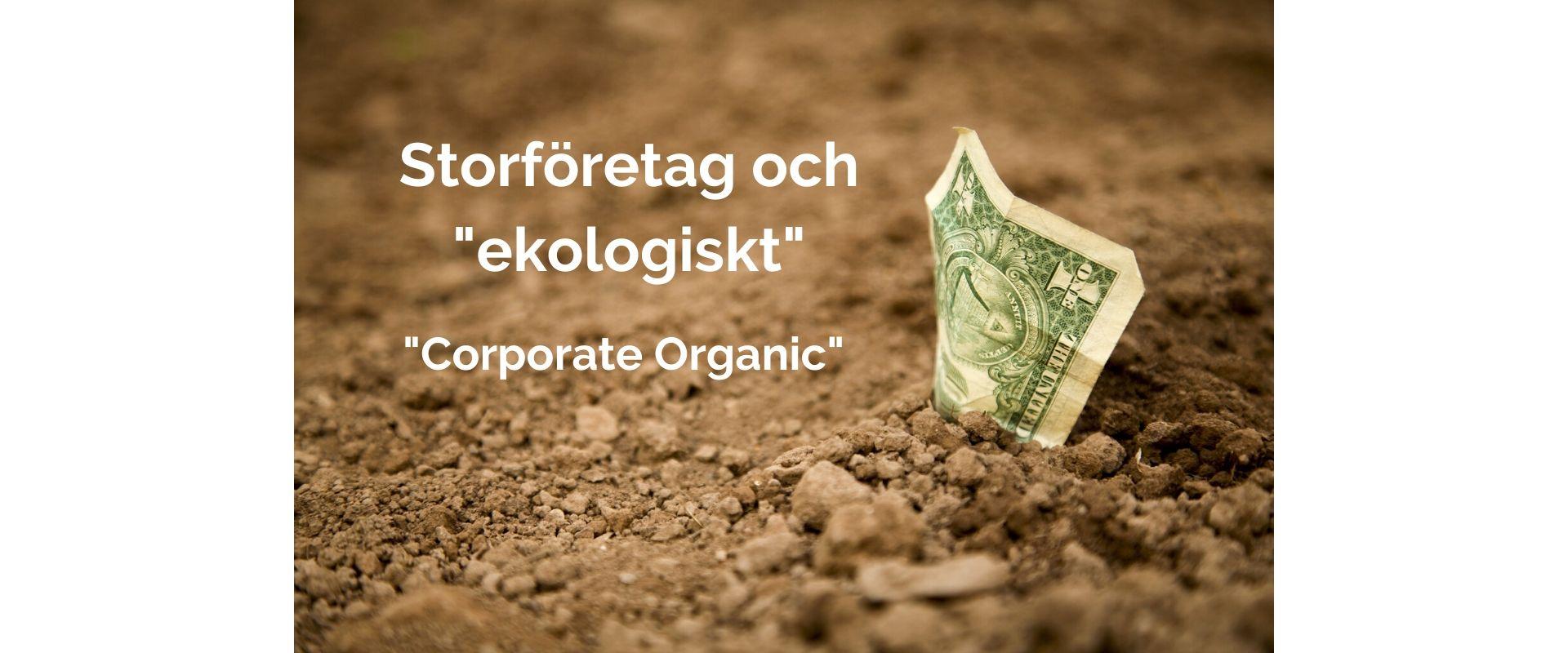 Corporate Organic