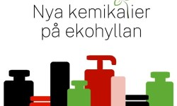 Nya kemikalier på ekohyllan