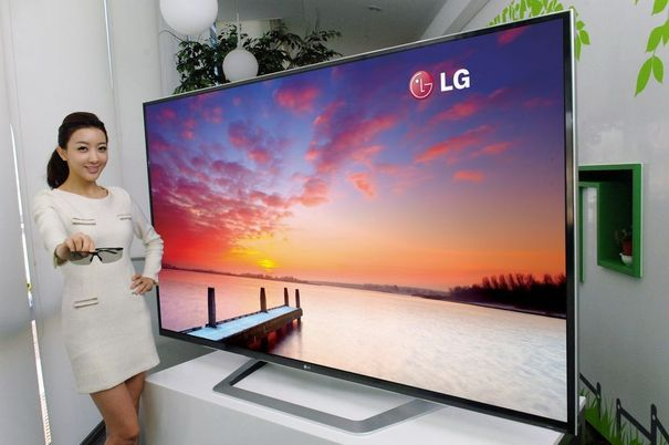 lg sort la plus grande tv du monde 2
