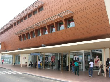 Accra aéroport