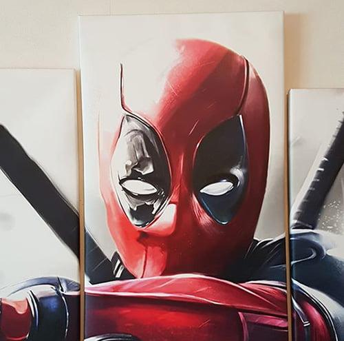 supersankari Deadpool