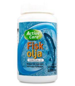 fiskleverolja bäst i test