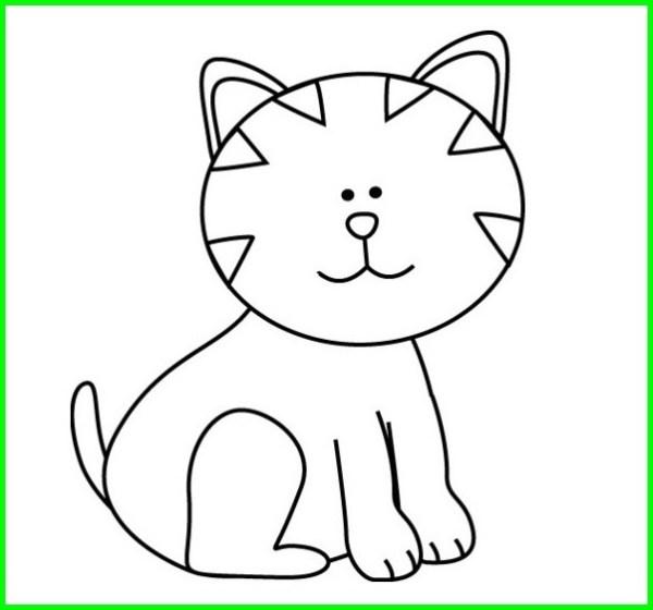 66 Gambar Hewan Animasi Kucing HD Terbaru