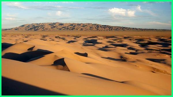 gurun pasir gobi terletak di kawasan