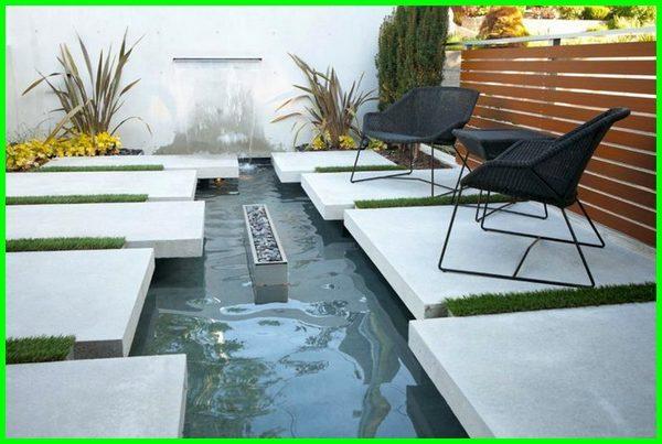 kolam hias depan rumah sederhana, kolam hias depan rumah minimalis, model kolam hias depan rumah, kolam mini depan rumah, desain kolam ikan hias depan rumah, gambar kolam ikan hias depan rumah