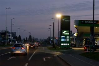 Reflektor Crodux je spušten nakon prijave policiji.