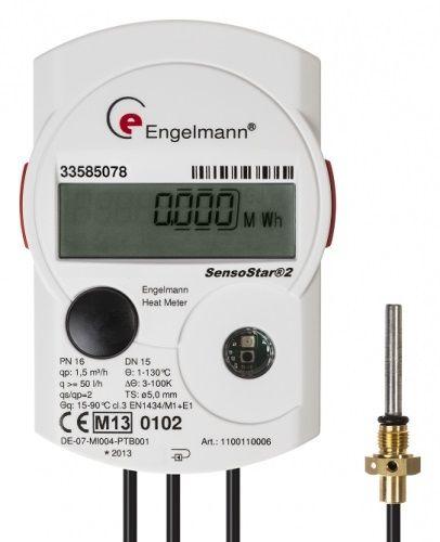 Ультразвуковой теплосчетчик Engelmann SensoStar2U