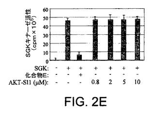 抗腫瘍活性を有するAKT/PKBの阻害剤