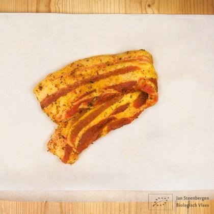 BBQ vlees kopen biologisch - Speklap Berkshire
