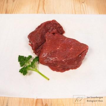 Biologische Biefstukken kopen bij boer