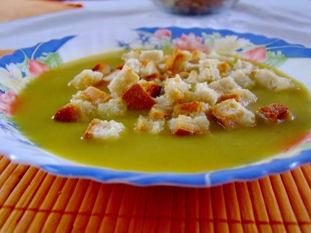 Zupa krem z jarzyn