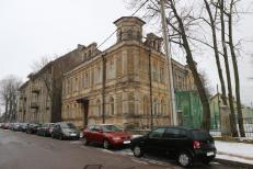 Vaiko raidos centro kompleksas – ilgas laukiamas gardus politinių ilgapirščių kasnelis pačiame Vilniaus centre. Nuotr. E.eu