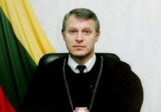 Nušautasis teisėjas Jonas Furmanavičius.
