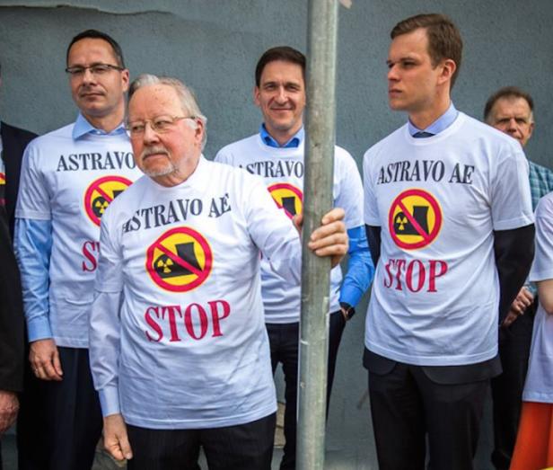"""Vaizdo rezultatas pagal užklausą """"Astravo AE stop"""""""