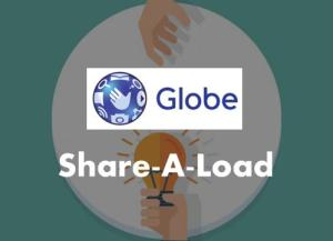 Mag-share o mag-transfer ng load sa Globe at TM