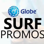 Globe Mobile Internet Promo List 2020
