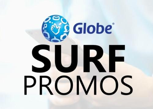 Globe Mobile Internet Promos: Mobile Data / Surf Promos 2021