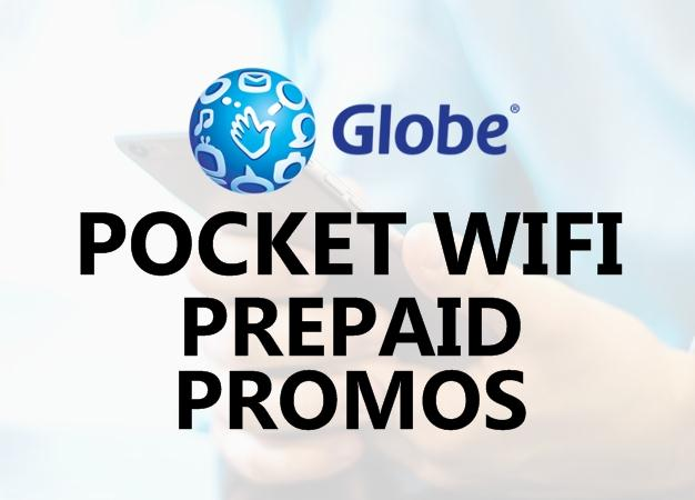 globe pocket wifi prepaid load