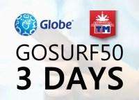 Globe/TM GoSURF50: How To Register, Extend, Freebie Details 2020