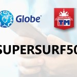 Globe/TM SuperSURF50 2020: How to register, check status, 800MB data limit