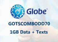 Globe GOTSCOMBODD70 2020: How to register, extend, add-ons, check status