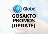 Globe GoSAKTO Promo Offers 2019: Call, Text & Mobile Data/Internet