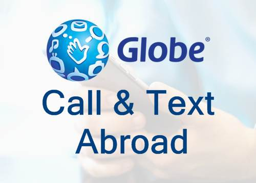Globe Prepaid International Promos 2019: Call, Text & Chat