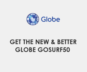 Get the new and better Globe GoSURF50