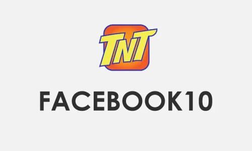 TNT FB10 - Talk 'N Text FACEBOOK10