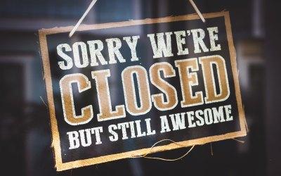 Ravintola På Kroken on kiinni 24.9.2018 alkaen saneerauksen vuoksi!