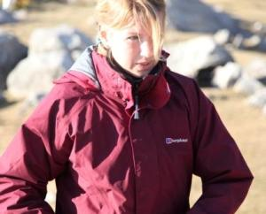 Jodie Underhill, Founder of The Mountain Cleaners