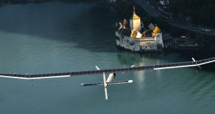 Swiss Flight. © Solar Impulse | Jean Revillard