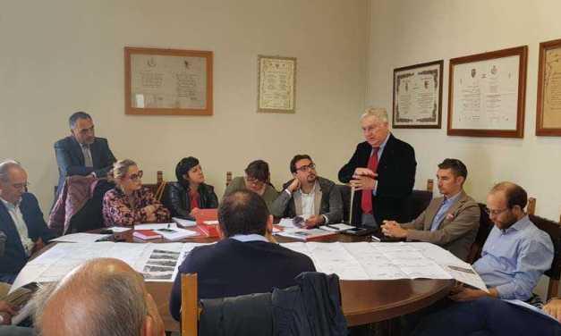 TEATRO ROMANO,  PRESENTATO IN COMMISSIONE LAVORI PUBBLICIIL PROGETTO DI RIQUALIFICAZIONE