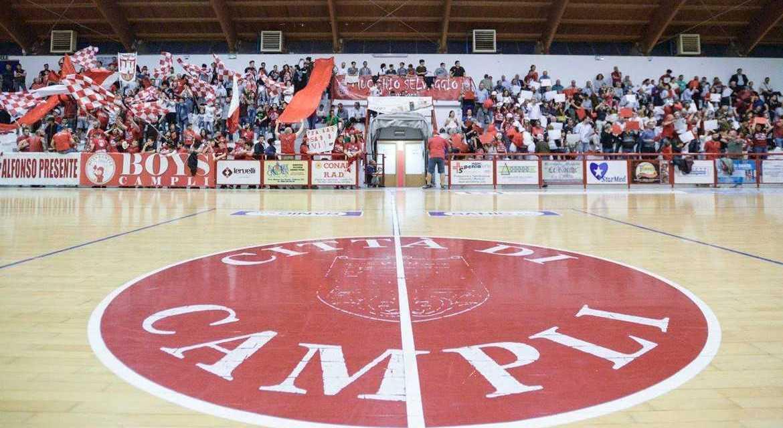 Campli basket: la minoranza si chiede se la vicinanza del Sindaco sia solo di natura morale
