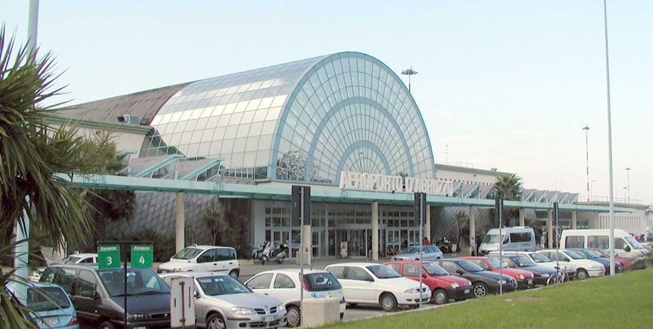 Aeroporto d'Abruzzo, in partenza il volo Pescara-Palermo