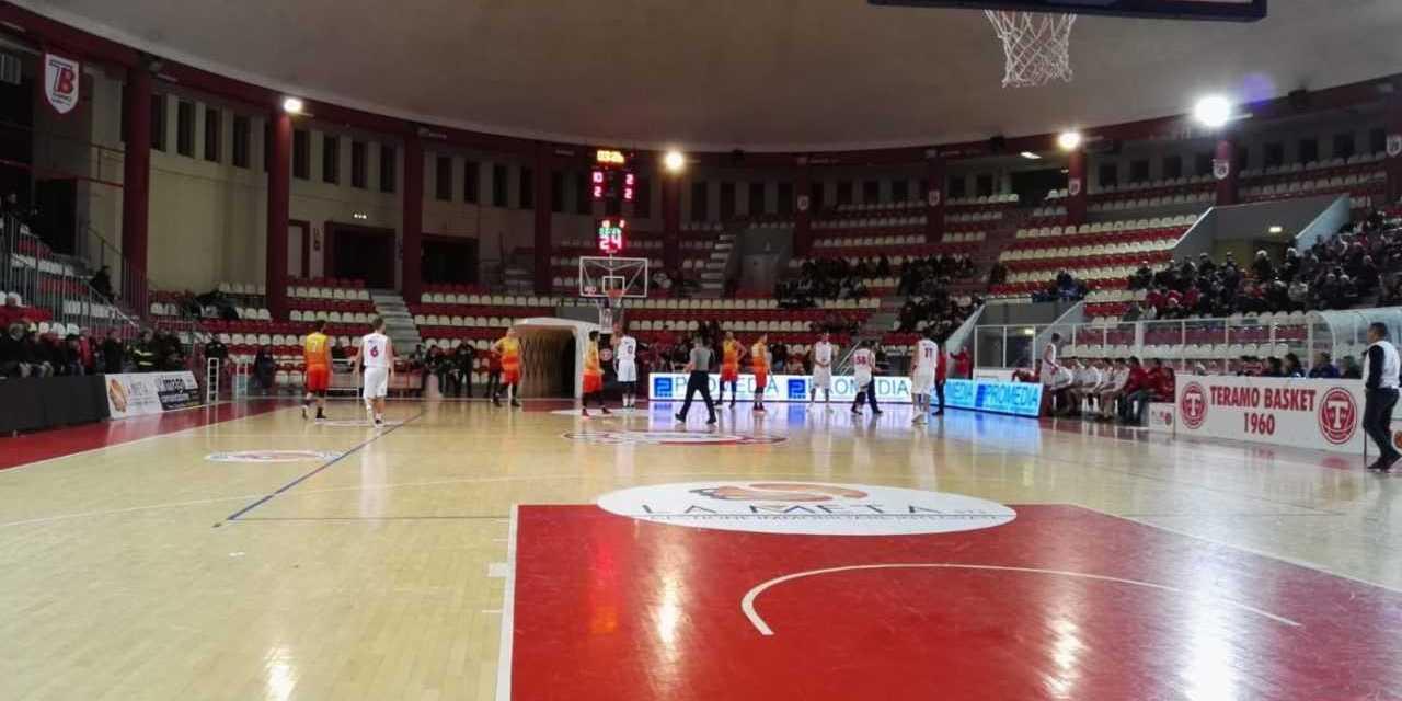 Basket B,  il Teramo si è iscritto al prossimo campionato