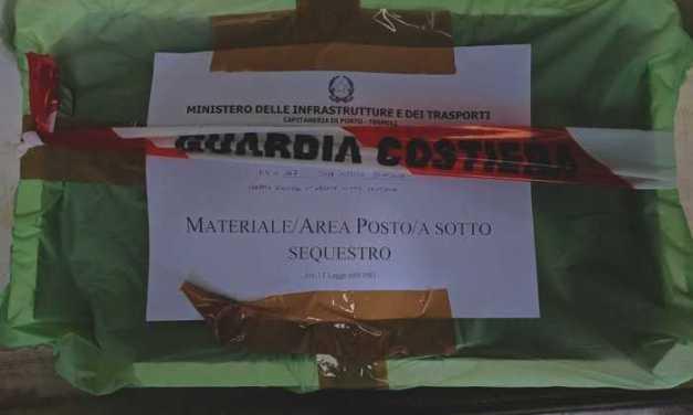 FOTO   OPERAZIONE 'SAFE CLAM', SEQUESTRATI 600 KG DI PESCATO E MULTE  PER 46MILA EURO